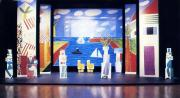 Hockney Paints the Stage Hayward Gallery 1985