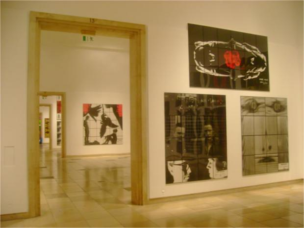 Gilbert and George Major Exhibition 2007
